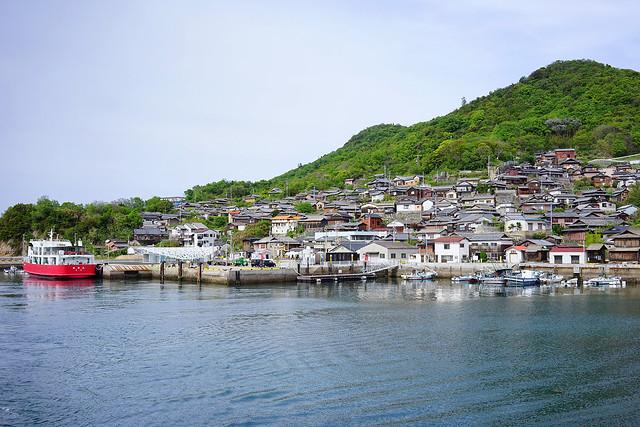 Leaving Ogijima