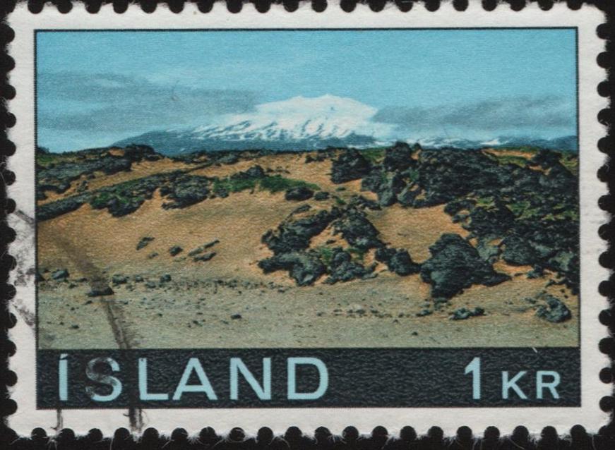 Iceland - Scott #412 (1970)