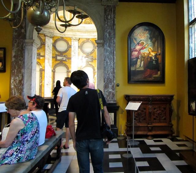 Casa de Rubens  - 42674133134 7a350756b3 z - ¿Qué tiene que ver David Bowie con Tintoretto y Amberes?