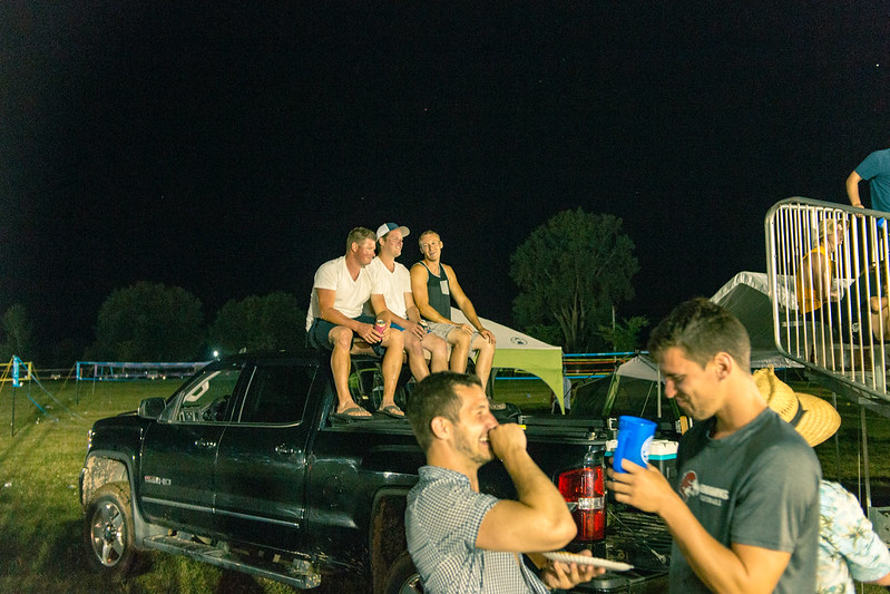 ain't no party, like a truck party