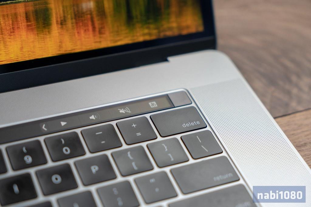15インチ MacBook Pro 201804