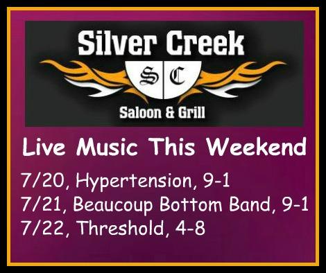 Silver Creek Poster 7-20-18
