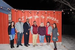 Fire Stree Pizza - February Social