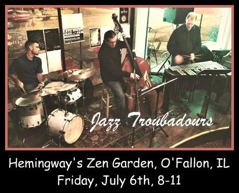 Jazz Troubadours 7-6-18