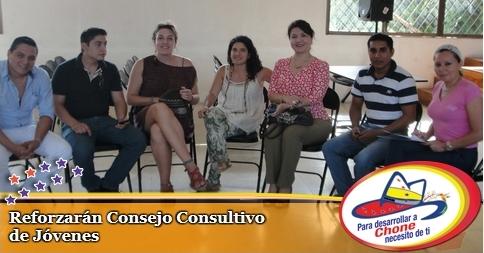 Reforzarán Consejo Consultivo de Jóvenes