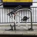 Failed wheelie