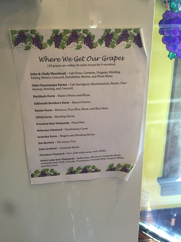 Presque Isle Grape Growers