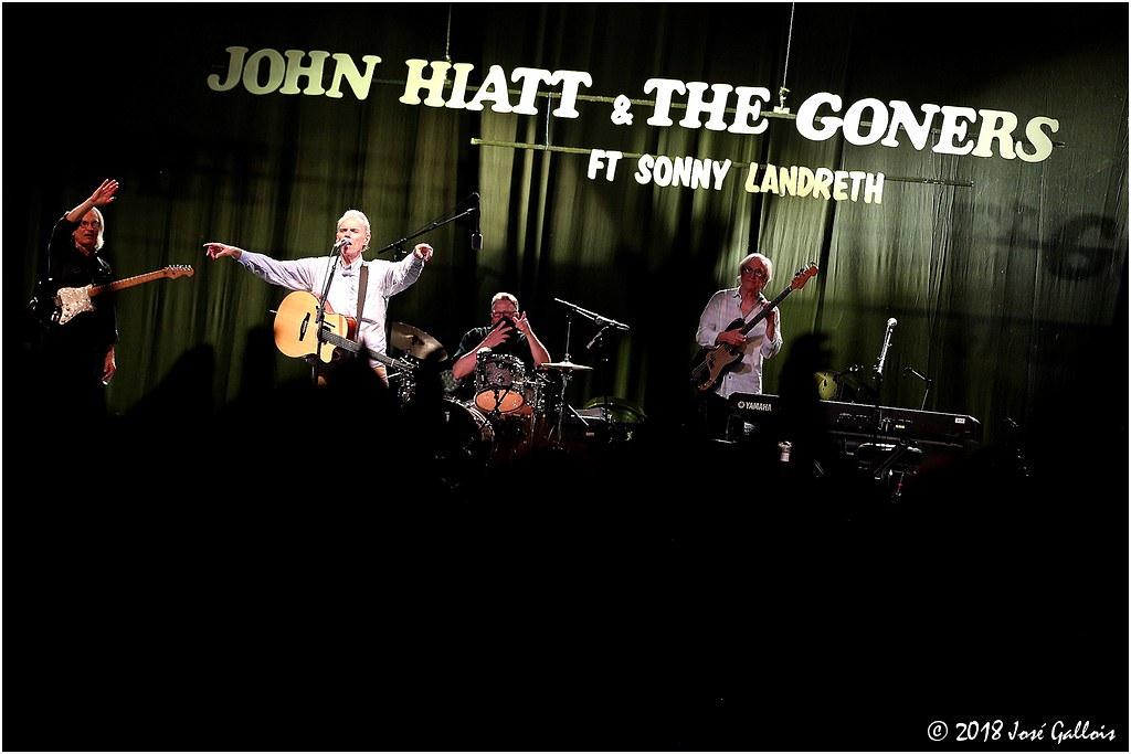 John Hiatt & The Goners Feat. Sonny Landreth