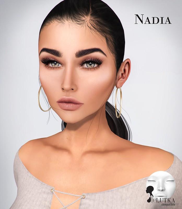 Nadia @ Shiny Shabby.