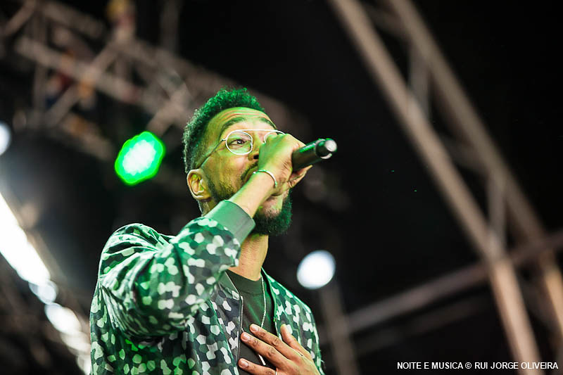 Oddisee & Good Compny - Super Bock Super Rock 2018
