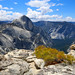 Half Dome and Yosemite Valley, Yosemite National Park, California