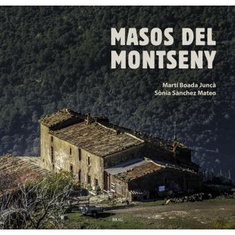 """Llibre """"Masos del Montseny"""""""