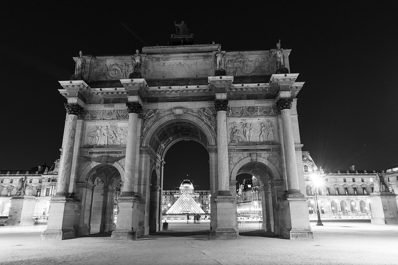 Carrousel Arc de Triomphe.