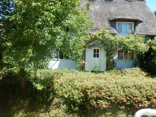 Cottage, Arkesden, Nikon COOLPIX S9700