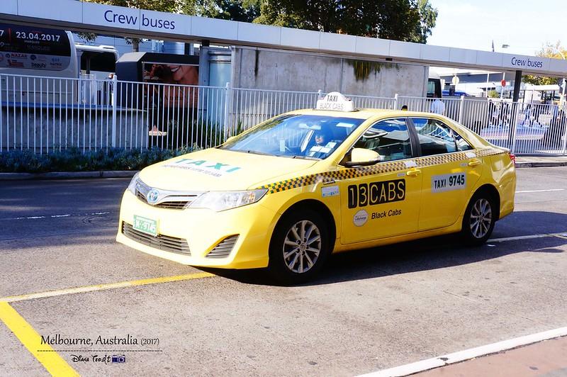 2017 Australia Melbourne Day 1 Cab