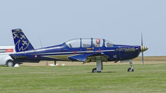 Socata TB30 Epsilon / Armée de l'Air / F-SEZF - Photo of Trilport
