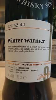 SMWS 42.44 - Winter warmer