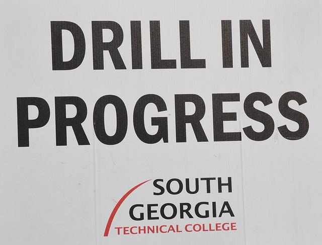 SGTC Emergency Training Drill