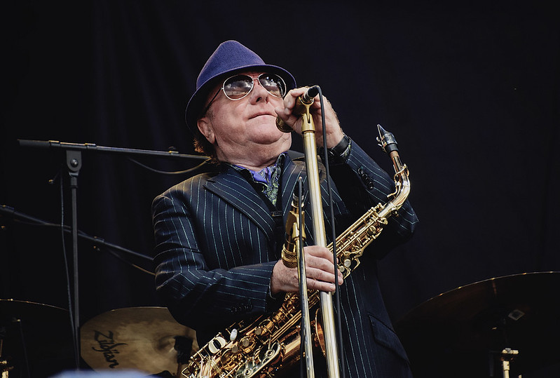 Van Morrison live at British Summer Time, Hyde Park, London