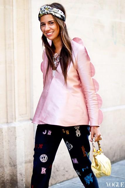 Style Inspiration : Natasha goldenberg
