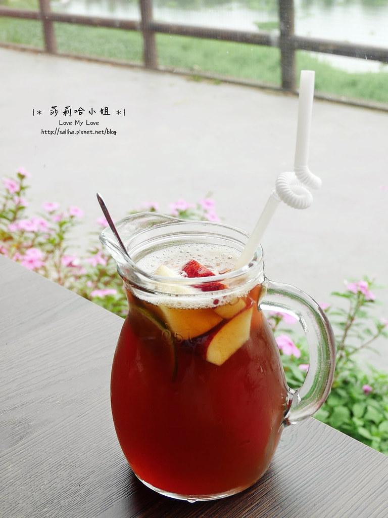 峨眉湖附近景觀餐廳推薦雪之湖咖啡下午茶義大利麵 (16)