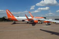 easyJet A320 OE-IVD Bristol Airport