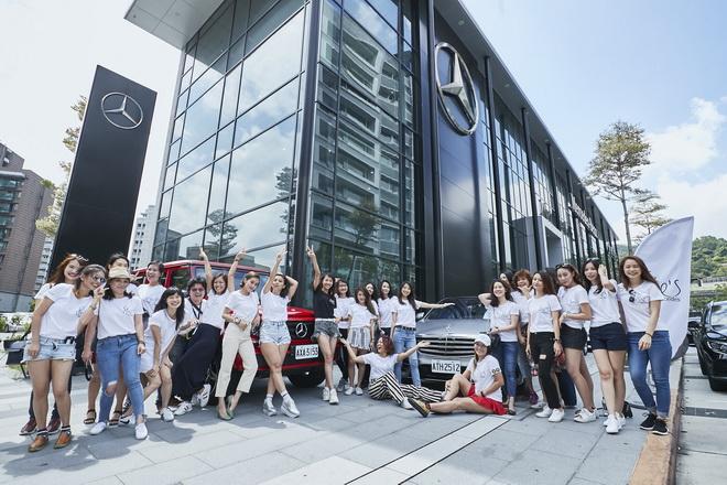 「She's Mercedes」在全球各地熱烈展開,在台舉辦Challenge Day 駕馭挑戰之旅,以女性視角出發,鼓勵自信生活、享受移動自由。