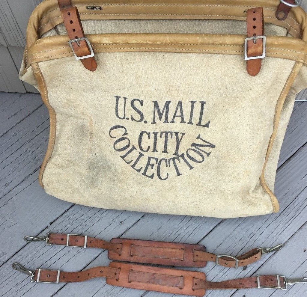 City Delivery mail satchel