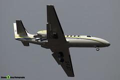 G-FJET - 550-0419 - London Executive Aviation - Cessna 550 Citation II - Luton M1 J10, Bedfordshire - 2018 - Steven Gray - IMG_6666