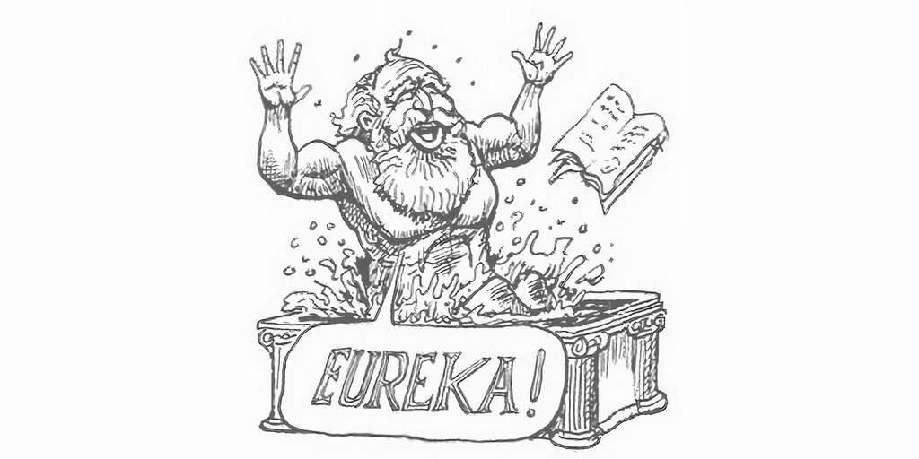 L'Eurêka ! d'Archimède a été identifié dans le cerveau