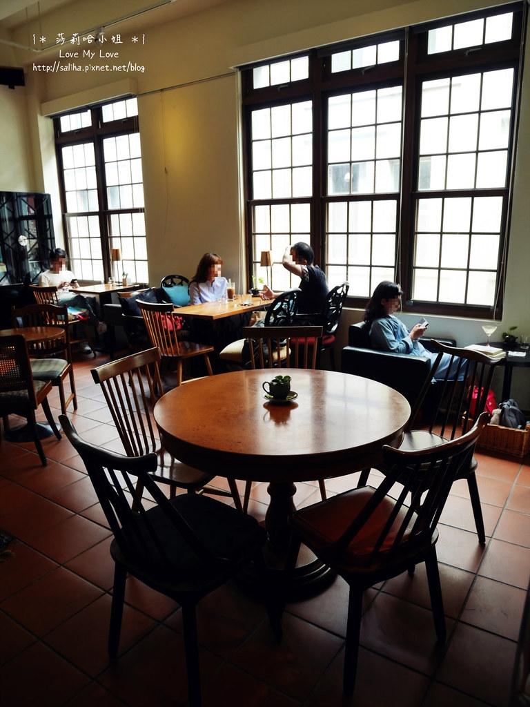 台北迪化街老屋爐鍋咖啡 Luguo Cafe小藝埕artyard (9)
