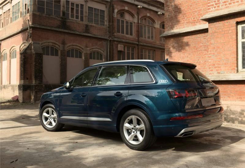 Audi Q3 Q7 Design Edition