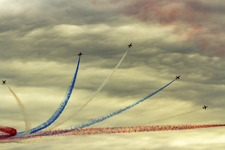 Red Arrows | by Dom Regan Photographic