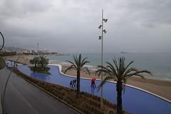 Fabulosas vistas al mar y a toda la Bahía de Benidorm. Cerca del centro y de todos los servicios. Solicite más información a su inmobiliaria de confianza en Benidorm  www.inmobiliariabenidorm.com