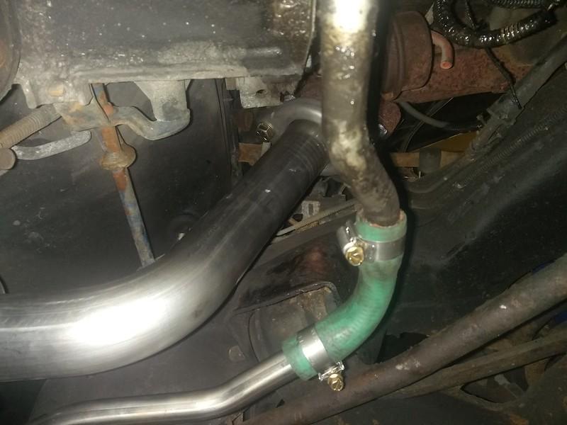 Exhaust Pipe-H Pipe Walker 40492