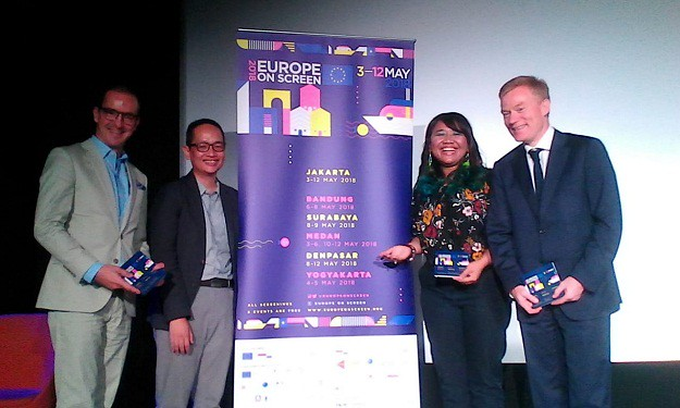 Europe on Screen Hadir Kembali di Indonesia