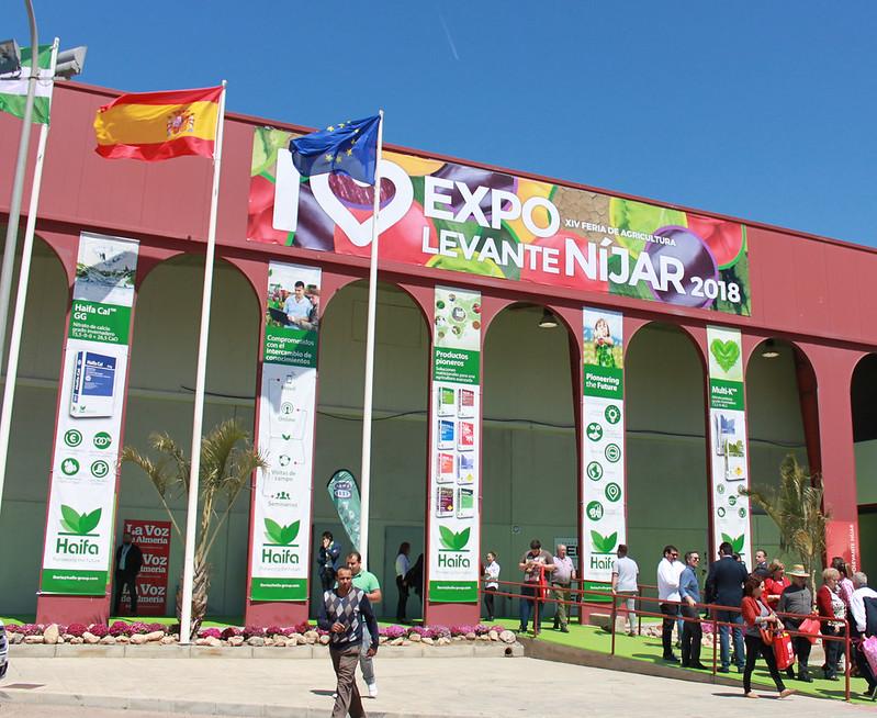 Visita XIV ExpoLevante Níjar