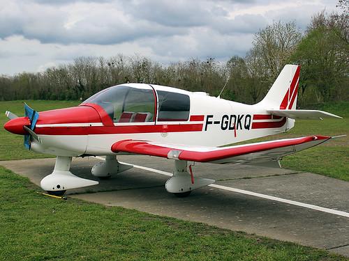 F-GDKQ DR400 Cazeres 14-04-18