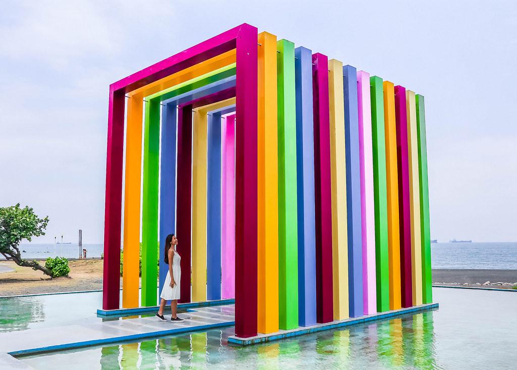qijin-cijin-island-rainbow-arch-kaohsiung-alexisjetsets