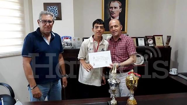 Hüseyin Karadağ, Erdal Tamrak