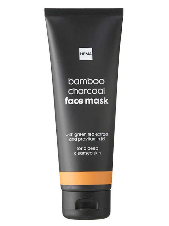 Bamboo Charcoal Face Mask