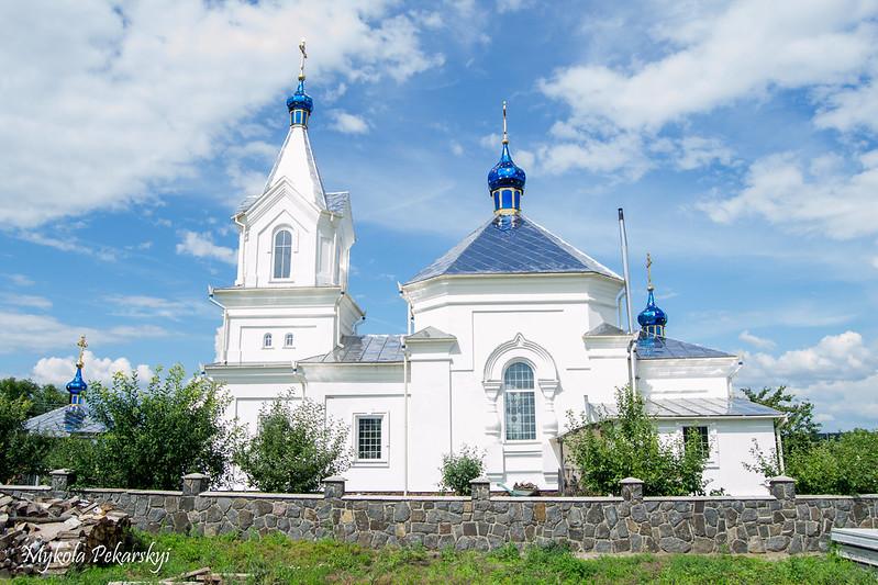 Свято-Миколаївська церква (1907)