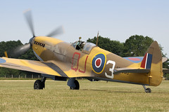 Supermarine Spitfire LF Mk.IXe MK356 - Battle of Britain Memorial Flig