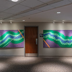 In Sight On Site: Murals - Amelia Caruso - Photograph by Wes Magyar