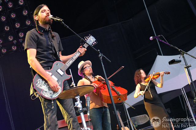 The Avett Brothers • Live at Union Band & Trust Pavilion • Portsmouth, VA • 7.20.18-39