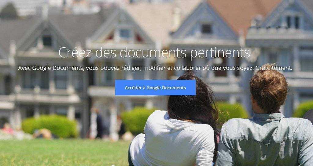 Google Docs vous aidera grâce à l'IA