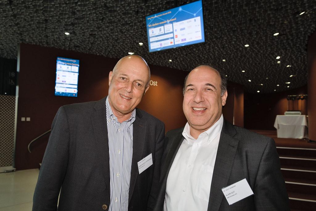 Swiss Telecommunication Summit - 44. asut-Seminar