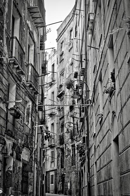 Cagliari Backstreets