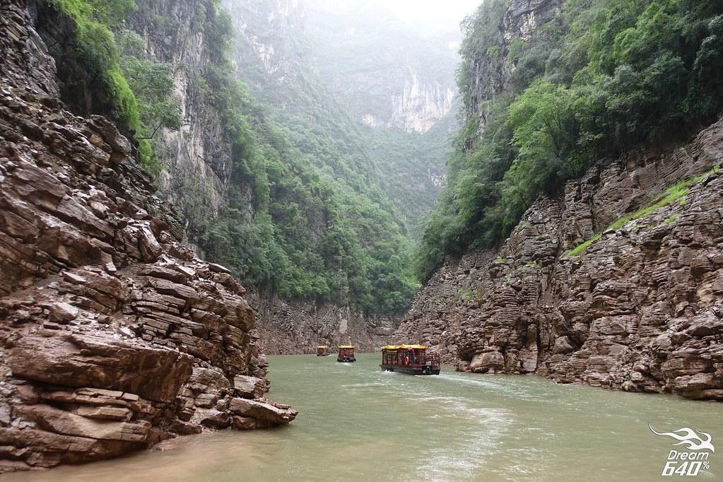 神女溪-長江三峽-07