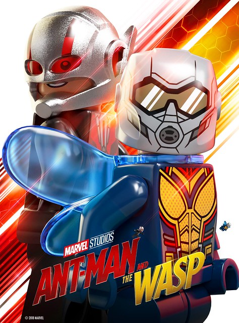 Ant-Man & The Wasp Now In Theatres